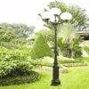 Trụ đèn chiếu sáng sân vườn